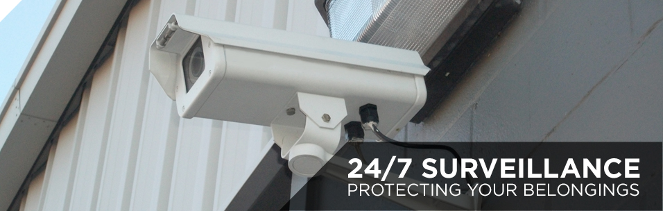 24/7 Surveillance Protecting your Belongings